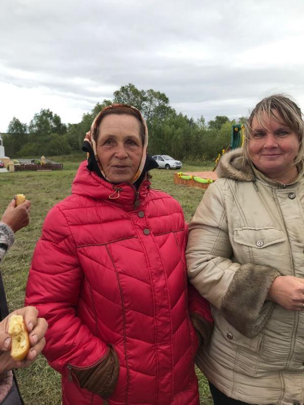 Новости деревни Сурки