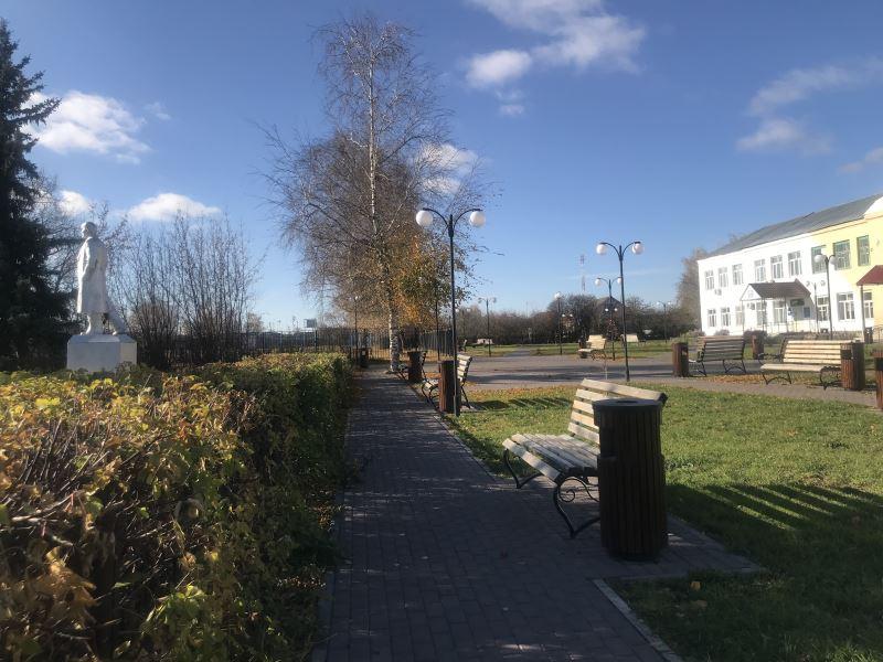 Село Гагино центр